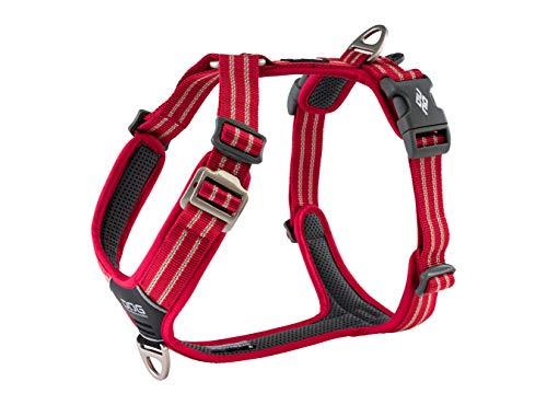DOG Copenhagen Hundegeschirr V2 Walk Harness (Air) Classic Red Talla L