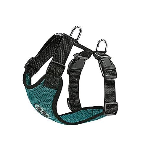 Nasjac Juego de Cinturones de Seguridad para Perros, cinturón de Seguridad para Mascotas con...