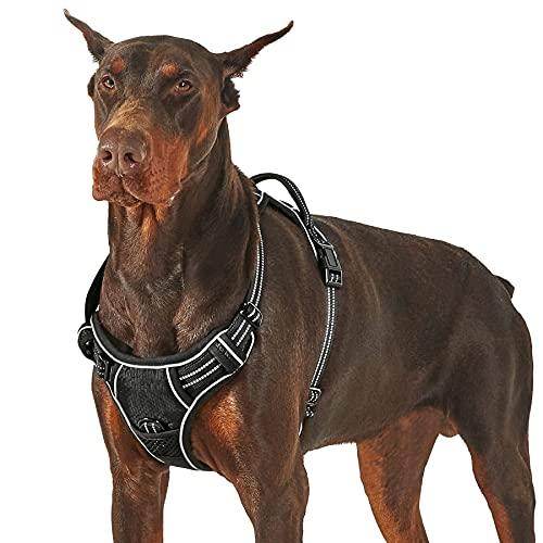 Lesure Arnés Perro Antitirones Grande - Dog Harness Large, Pechera Perro Anti Tirones para...