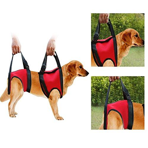 Arnés de soporte para perros,Pet Walking Ayuda Lifting Pulling Vest Sling,soporte y...